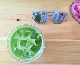 NYC Bite Of The Month: Chalait Iced Matcha