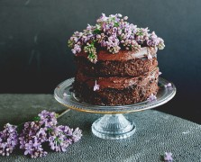 Grain-Free, Dairy-Free Chocolate Cake You Won't Believe