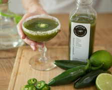 Cinco De Drinko: Make These Pressed Juicery Jalapeño Margaritas