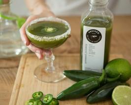Cinco De Drinko: Make These Pressed Juicery Jalapeño Margaritas
