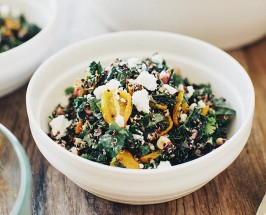 Bowl + Spoon: The Sprouted Kitchen's Quinoa Salad Recipe