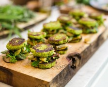 The Green Goddess Burger: 4th of July With Heirloom LA + Jenni Kayne