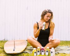 Surfer Vibes: Healthy Living With Pro Surfer Maddie Peterson