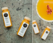 Goji Berries, Turmeric + Coconut: Pressed Juicery's Vitality Martini