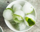 Cool Down For What: Make These Mint + Aloe Vera Ice Cubes