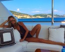 Inside Our Guest Editor's Summer Vacay: Our Day With Elle Macpherson