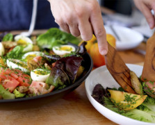 The Team Lunch Series: Making Company Culture + Breakfast Salad