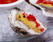 Oysters + Uni: How To Shuck Shellfish With A Top L.A. Chef