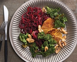spiralized recipes beet pasta