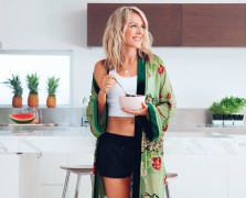 So Inspired: 6 Ways To Nourish From The Inside Out From Lorna Jane Clarkson