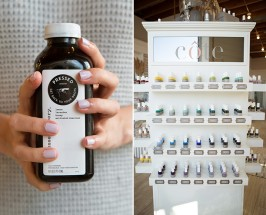 Pressed + Polished: Win The Ultimate Fall Manicure + Juice To Match