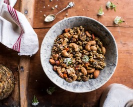 This Everything-Infused Grain-Free Granola Is Life Changing