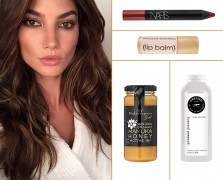 Lily Aldridge On Her Pre-Runway Diet + The Mask She Uses Weekly