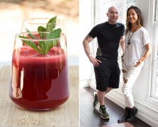 Sweat, Then Sip: Try This ModelFIT Workout + Juice Combo At Home