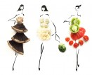 Best Of The Season: Fashion Illustrations That Will Have You Eating Local