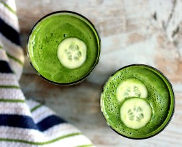The Body-Loving Green Juice You'll See On The Runway This Year