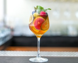 NYC bite of the month: The Grown-Up Fruit Cup