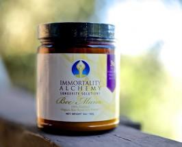 High Vibin' Snacks: Royal Jelly Coconut Wraps