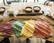 Inside Oh Joy's FEED Supper: How To Make Fresh Pasta With Family