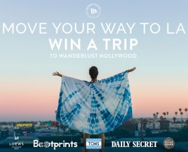 Our Wanderlust Giveaway + What We Learned From A Yogi With a 60-Year Practice