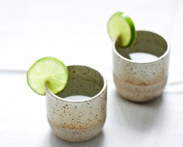 A Holistic Coconut Drink For Good Skin, Great Digestion + Flat Abs