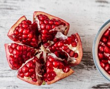 TCM Drink of the Month: Pressed Juicery's Pomegranate Persimmon Juice
