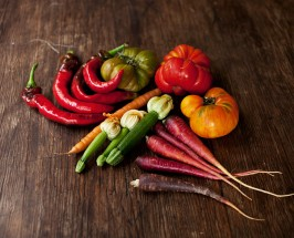 Spicy, Smoky, Sweet + Sour: Farm-To-Table With The Red Hot Chili Peppers