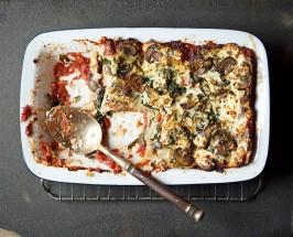 Comfort Food Makeunder: Clean, Green Lasagna With Kale Marinara Sauce