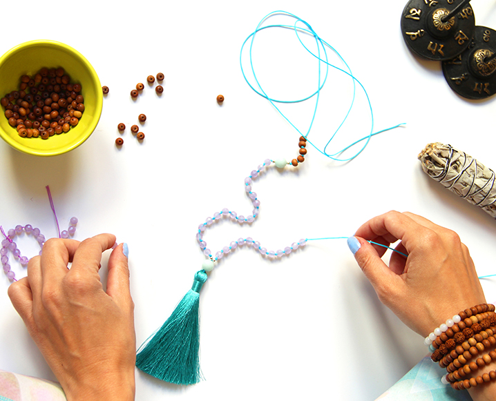Make Your Own Mala Beads