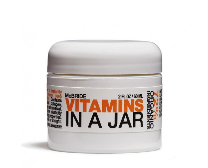 McBride Vitamins in a Jar
