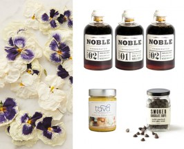 Maple Syrup + Goji Berries: 10 Healthy Baking Ingredients We Love