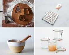 Let's Bake! 8 Useful + Beautiful Baking Tools We Love