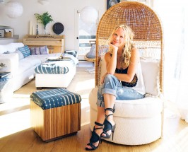At Home in LA with Heather Tierney of the Butcher's Daughter