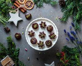 Gluten-Free Chocolate-Covered Almond Marzipan