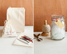 Baskets, Maps + Jars: 5 Eco-Friendly Gift Wrap Ideas We Love
