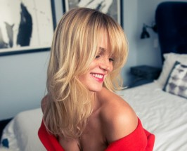 Home For The Holidays: Gift Ideas + Favorite Moments With Model Erin Heatherton