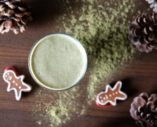 Superfood Spotlight: The Gingerbread Smoothie