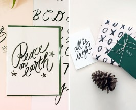 You've Got Mail: 8 DIY Ideas for Gorgeous Holiday Cards