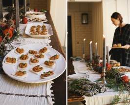 In the Holiday Kitchen with Jenni Kayne + Superfoodie Julie Morris