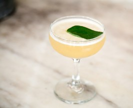 Butternut Blink: Make This Squash Cocktail!