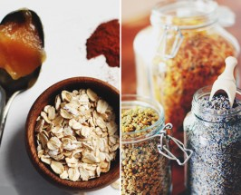 Flowers, Spices, Honey: This Quick At-Home Facial Will Save Your Winter Skin