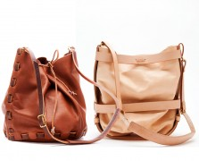 In the Studio with All Hands: From Leather Planters To Bucket Bags