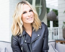20 Questions: Hanging In the Kitchen with Molly Sims