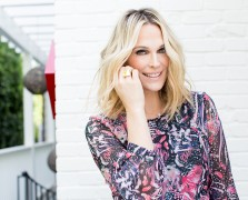 Workout Inspo 101: Top Knots, Baby Lifting + Detox Water With Molly Sims
