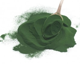 We're Not Kale: Wheatgrass, Spirulina And All the Other Greens