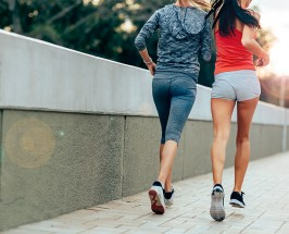 It's A Walk Off: 4 Fun Walking Exercises With a Celeb Trainer