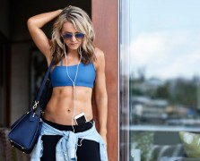 Gym Pretty: How Lorna Jane Stays Fit In + Out of the Gym