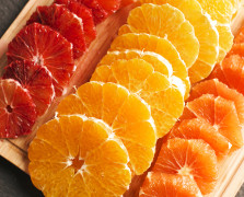 Orange You Glad It's Almost Spring? Citrus Salad with Fennel + Avocado