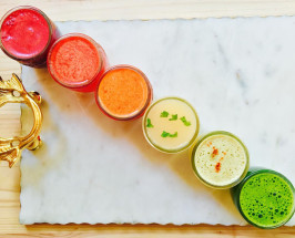 6 Spring Juice Recipes You Should Be Trying At Home