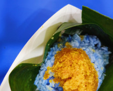 NYC Bite Of The Month: Morning Glory Sticky Rice + Rose Milk In Chinatown
